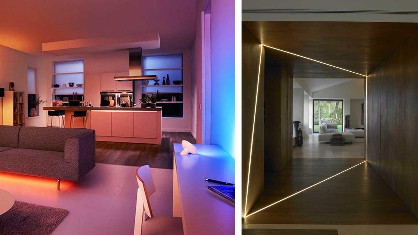 Классические варианты освещения комнат: кухня, ванная, спальня и зала