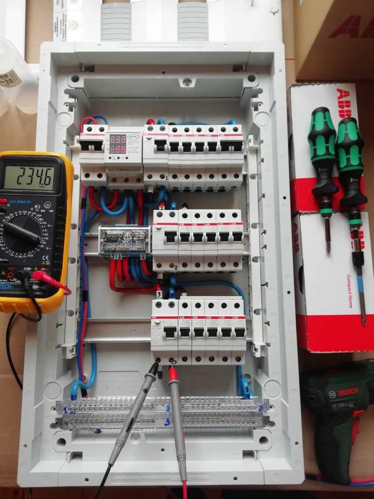 Схема электропроводки в квартире   elesant.ru